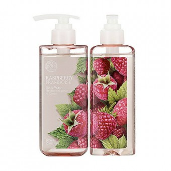 Raspberry Body Wash